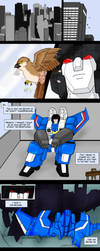 Thundercracker ponders by Comics-in-Disguise
