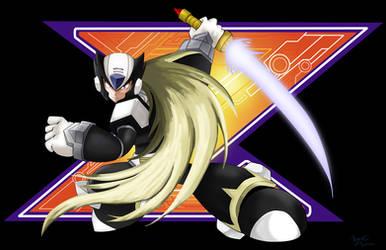 Zero - MegamanX 4 Ultimate Armor