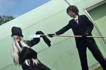 Kuroshitsuji II : Death Scythe showdown?!