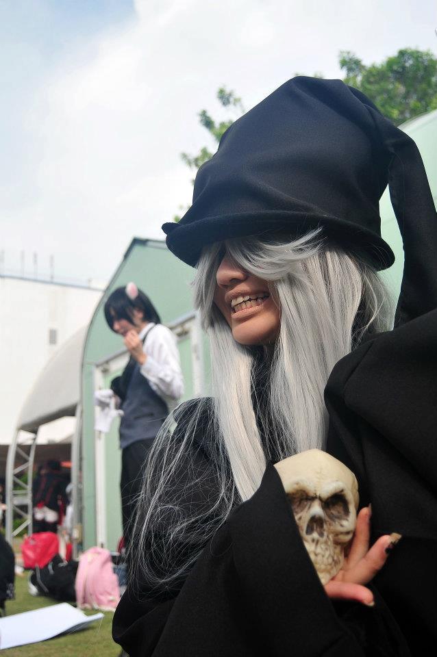 Kuroshitsuji: Undertaker by NanoMello