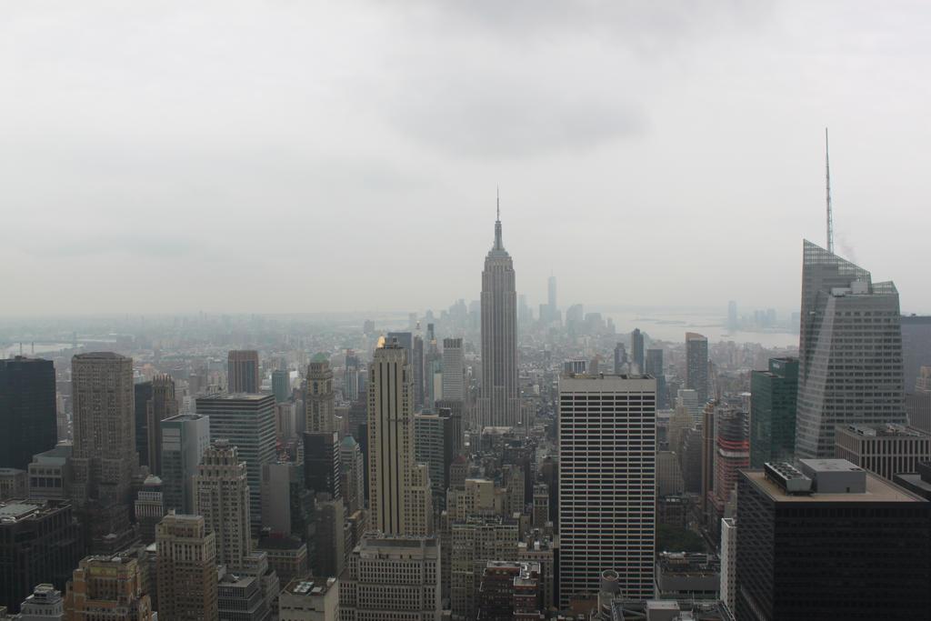 New York by CitronVertStock
