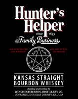 'Hunter's Helper' Black Label by i-doru