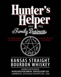 'Hunter's Helper' Black Label