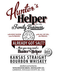 'Hunter's Helper' White Label