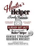 'Hunter's Helper' White Label