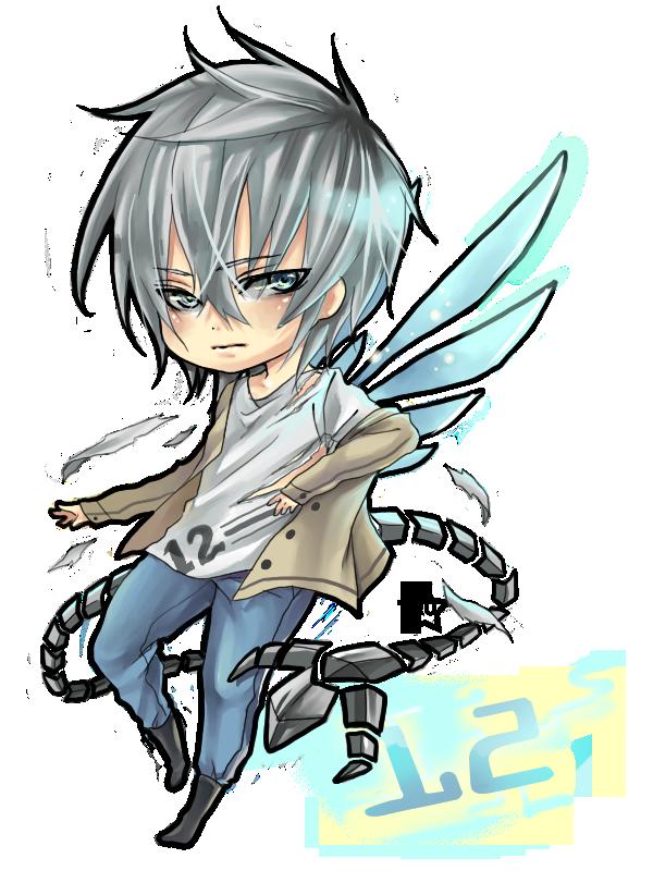 Commission z3lyn by Rurucha