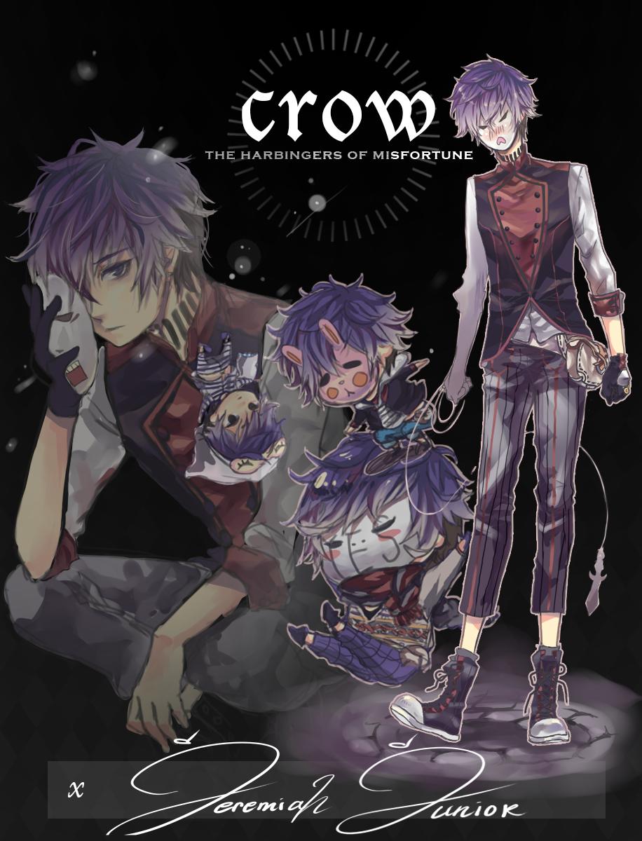 Crow : J.J by Rurucha