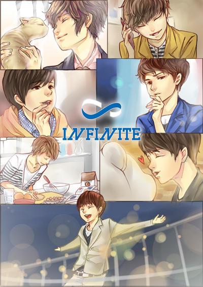 131108 Infinite L (Kim Myungsoo) @ LA; Love U Like U - YouTube