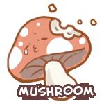 Mushroom by Rurucha