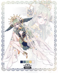 [AUCTION] Adopt August ::CLOSED:: by Rurucha