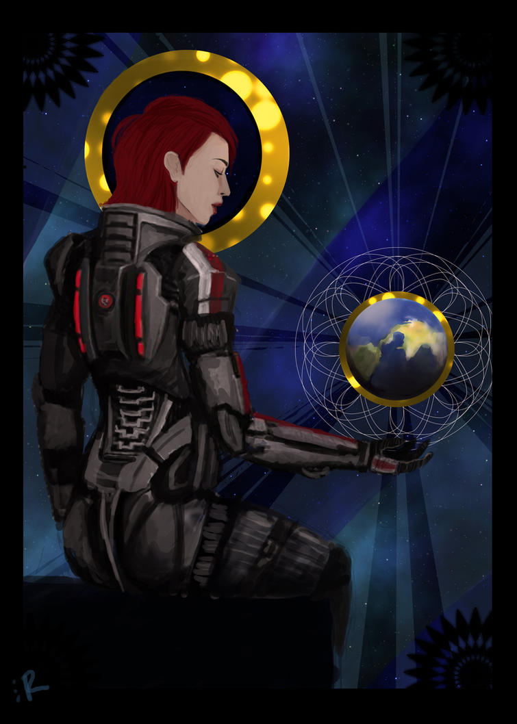 -Tarot: Shepard- by SoulRansome