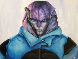 -Mass Effect Andromeda: Jaal-