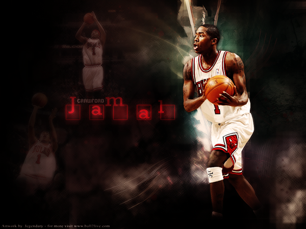 Jamal Crawford Wallpaper by Holy-Warrior - 1199.7KB