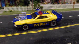 Mad Max MFP Interceptor #3