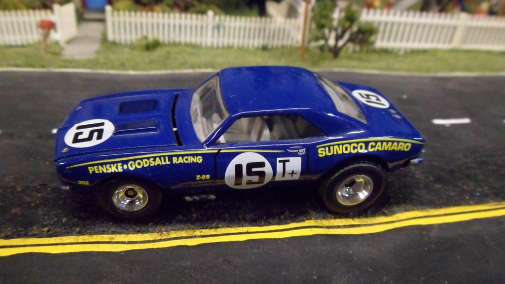 '67 Sunoco Camaro by hankypanky68