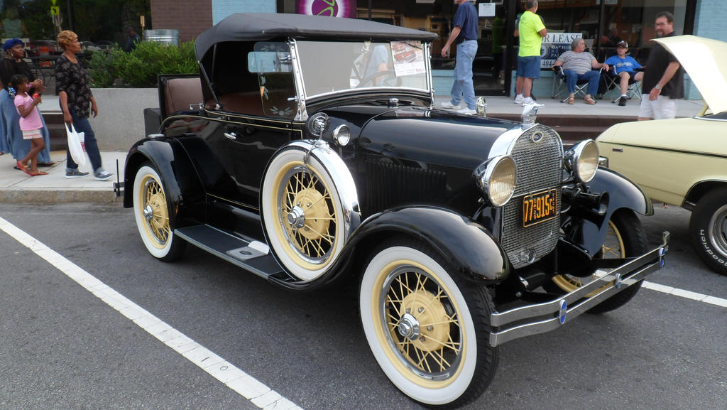 '29 Ford Model A by hankypanky68