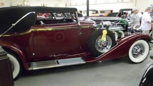 '35 Duesenburg SJ Convertible Victoria