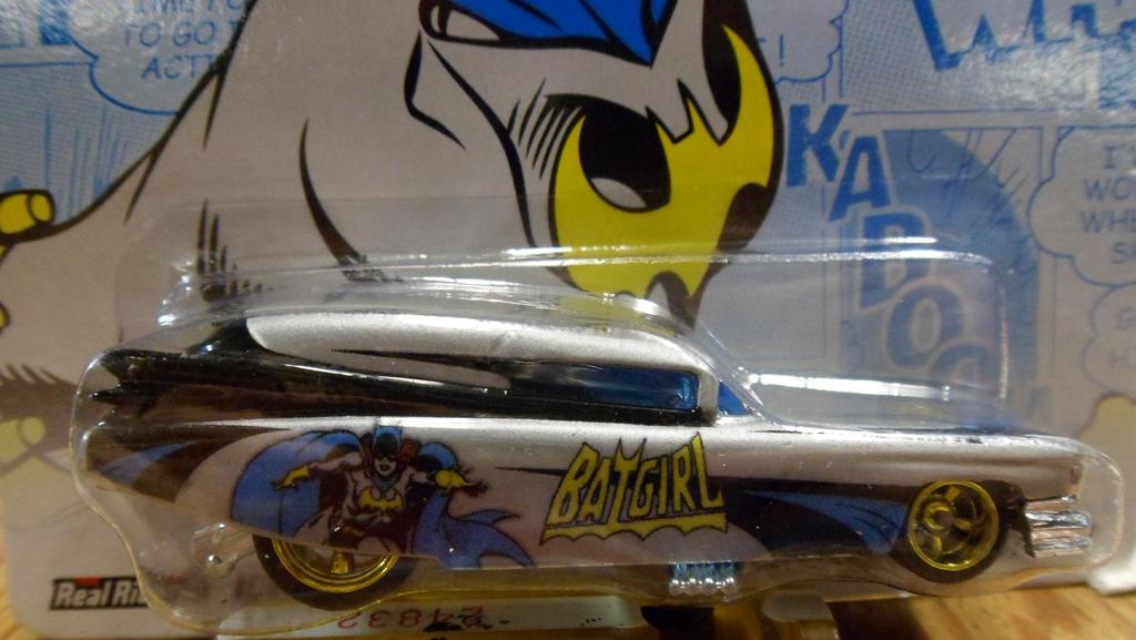 Batgirl '59 Cadillac Funny Car-2 by hankypanky68