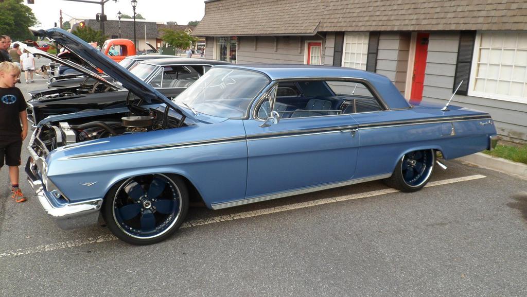'62 Chevy Impala by hankypanky68