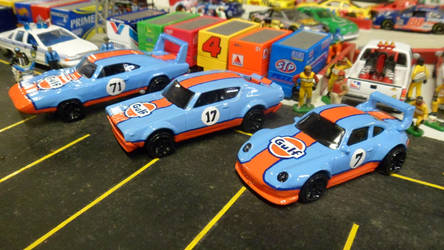 Team Gulf Racing by hankypanky68