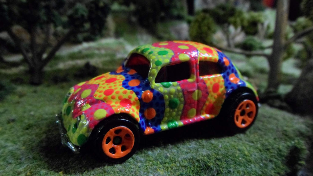Easter Egg Bug V2 by hankypanky68