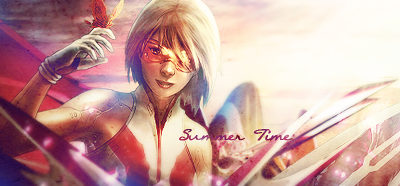 Summer Time by Kaiigan