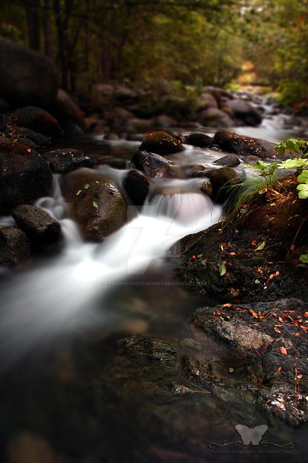 Brandy Creek by FreeSpiritFotography