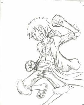 Luffy Scanned