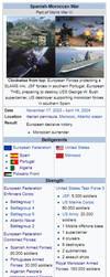 Tom Clancy's End War: Spanish-Moroccan War by AlexanderBranza