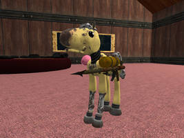 Gasket the Giddy-Up Buttercup