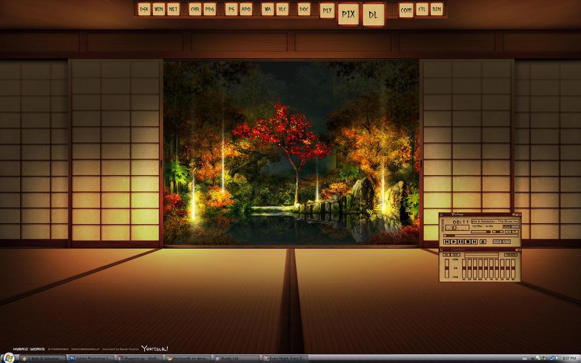 Yoritani Theme by blacksun41