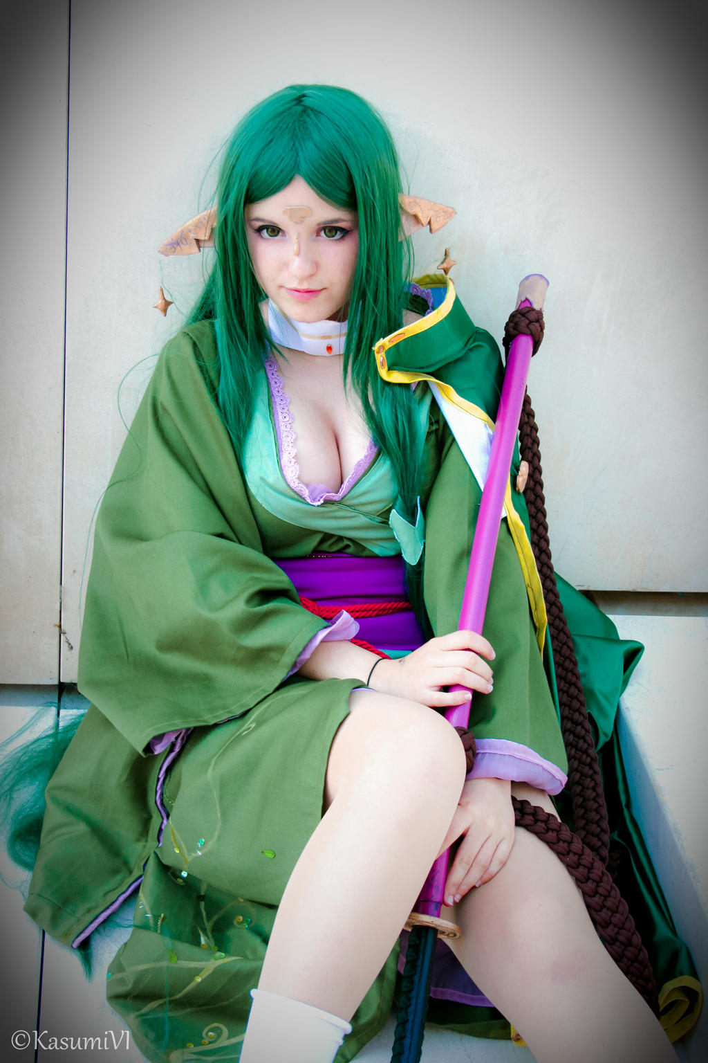 Lady Sakuya IX - Alfheim Online by KasumiVI