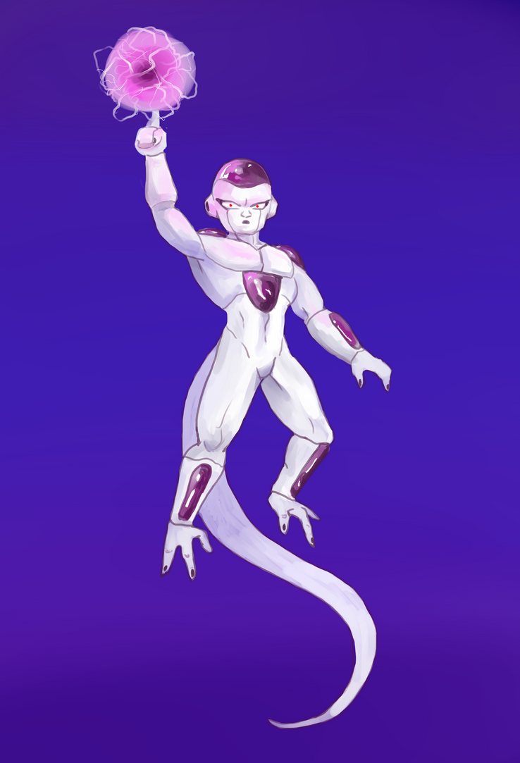 Frieza by mossoak