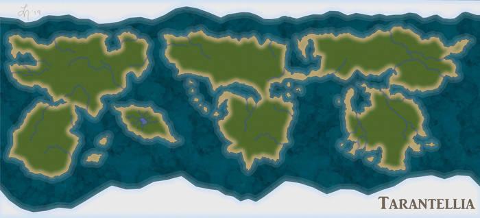 Tarantellia - Organized by Rivers