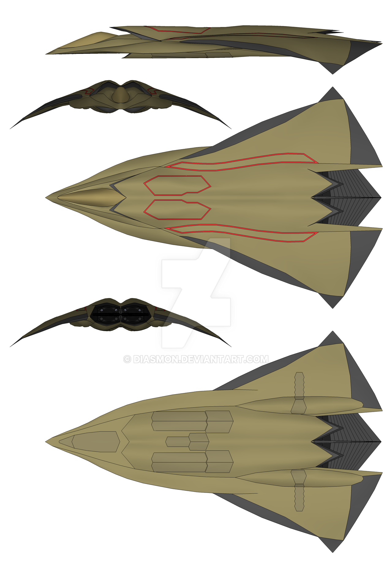 EDI schematics by diasmon