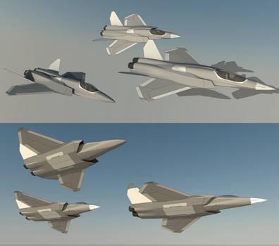 DA-37W Mk.2, 3 and 4