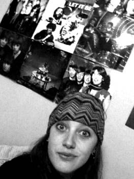 Dirty hippie.