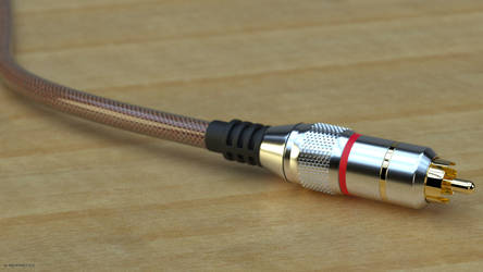 HQ chinch cable v2 by AREANDRES