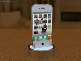 iPhone 4 Turntable shot