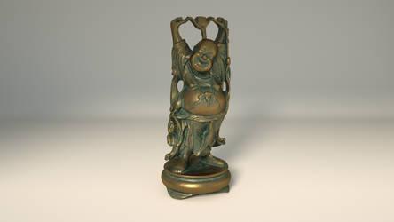Buddha Material Test
