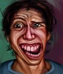 60 Minute Portrait 4 by falsegodz
