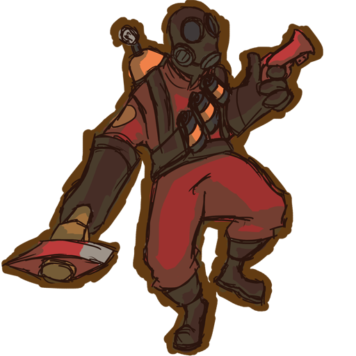 Tf2 Spray Tf2 Pyro Spray by Jignod