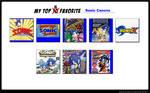 Favorite Sonic continuities
