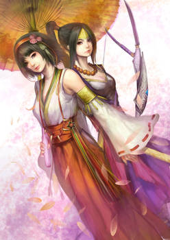 inahime and okuni
