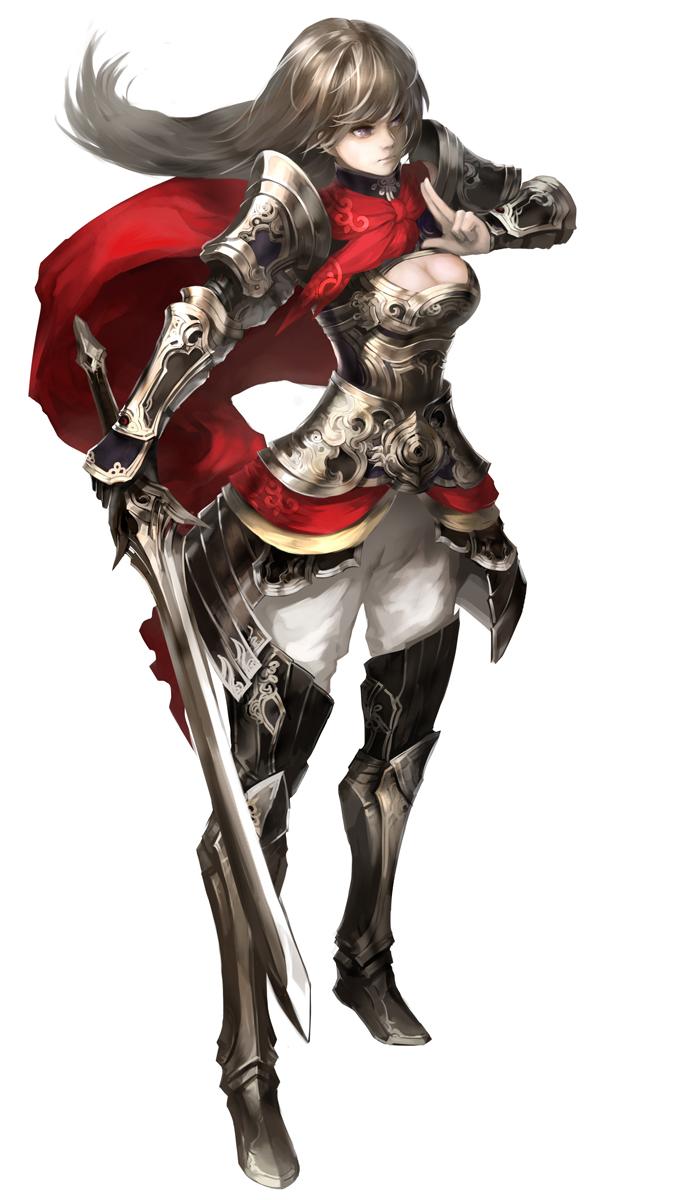 swordsman by naturaljuice
