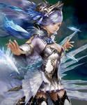 Cristal Sorceress