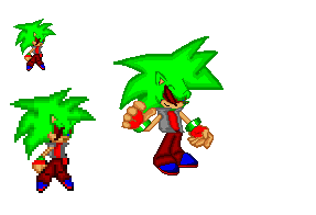 New Character for 2014 by ZeSaviour-Spriter