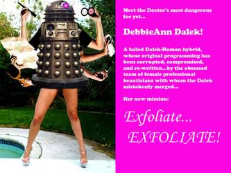 Doctor Who: Exfoliate, Exfoliate