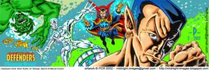 Marvel Web Banner 2B of 4 2002