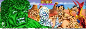 Marvel Web Banner 3B of 4 2002